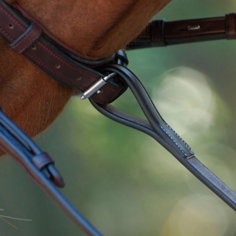 New English Standing Martingale Attachment Image 3