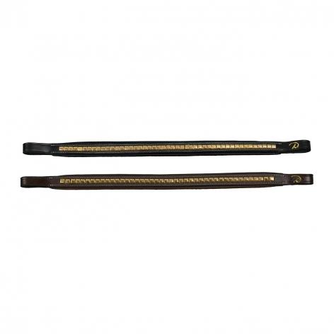Dyon Brass Clincher Browband