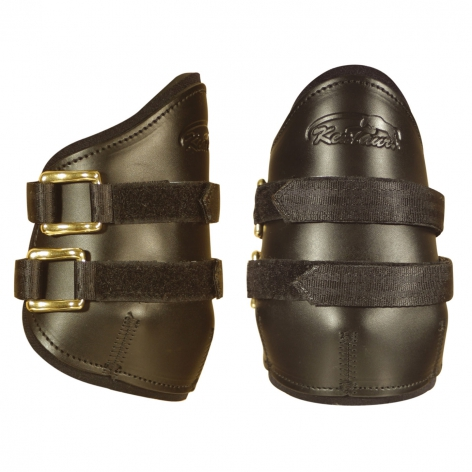 Flicker Back Boots, Shortened, Two Straps