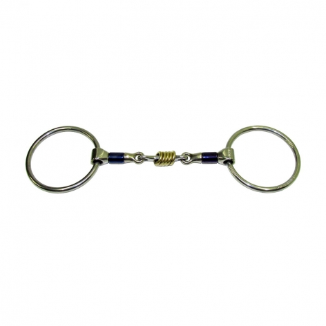 Colin Miles Petros Loose Ring Snaffle Image 1
