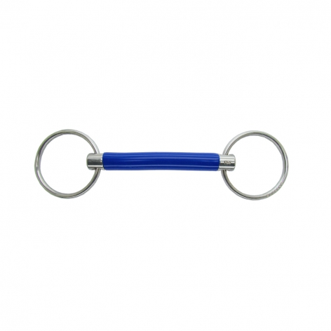 Bombers Flexible Snaffle