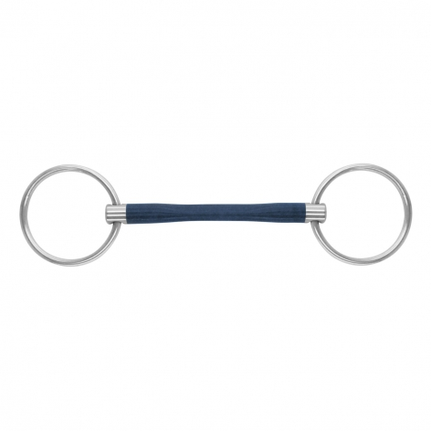Bombers Moulded Mullen Snaffle