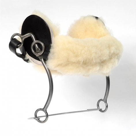 Stephens Sheepskin Hackamore Cover