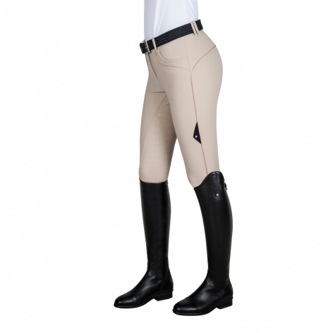 Equiline Beige Winter Breeches