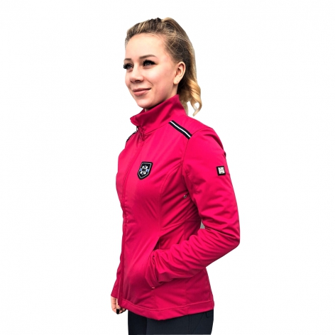 Equiline Red Softshell Jacket