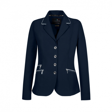 Equiline Navy Show Jacket