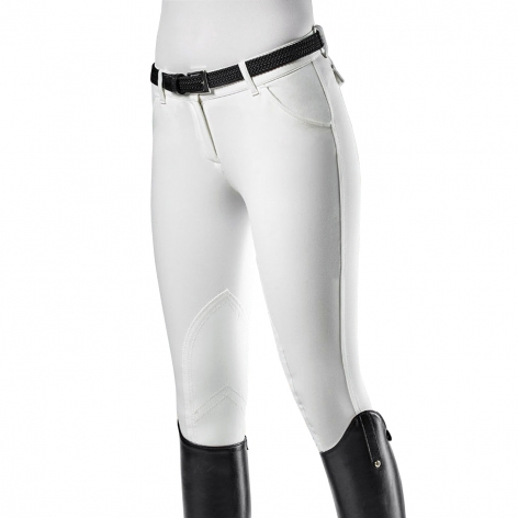 Equiline White Competition Breeches
