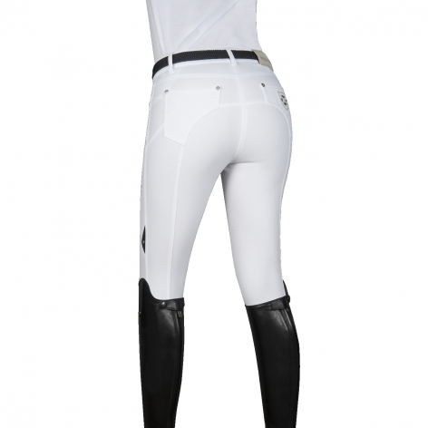 Equiline Lory White Breeches