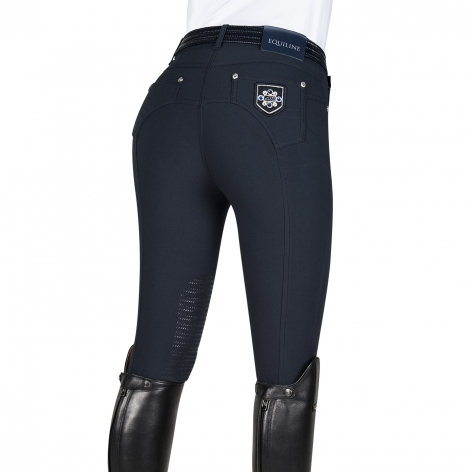 Equiline Navy Riding Breeches