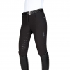 Nelly Full Grip Breeches - Black Image 1