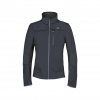 June Men's Softshell Jacket - Navy Image 1