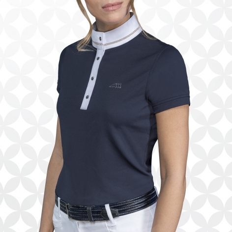 Grace Competition Shirt - Navy