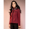 Equiline Burgundy Jacket