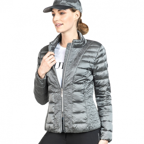 Silver Equiline Jacket