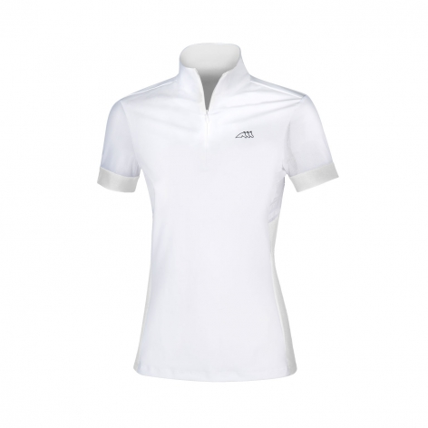 Equiline White Show Shirt