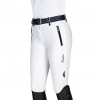 White Equiline Riding Breeches