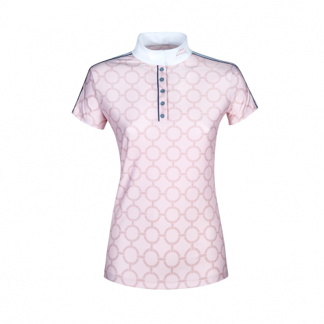 Pink Equiline Show Shirt