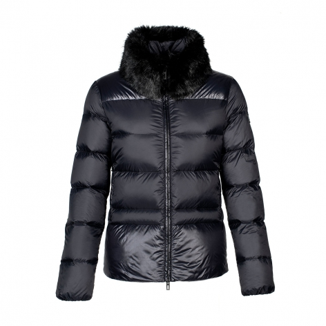 Equiline Black Owl Jacket