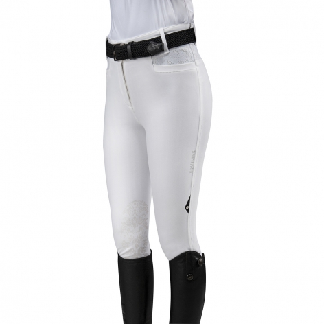 Equiline Heron White Breeches