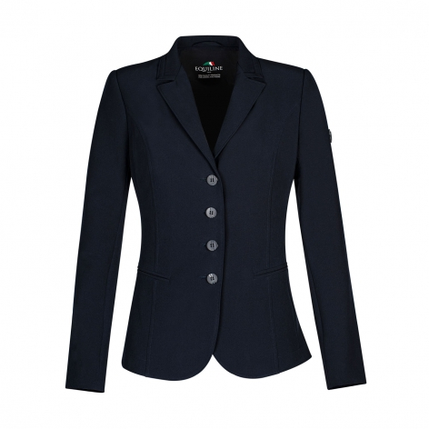 Navy Equiline Show Jacket