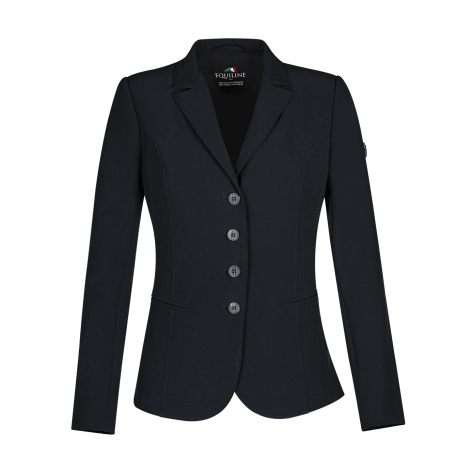 Black Equiline Show Jacket