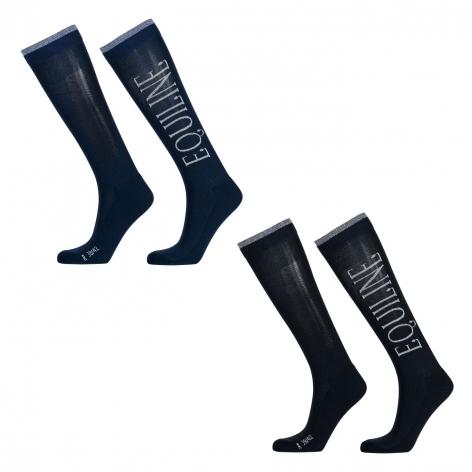 Sparkling Equiline Socks