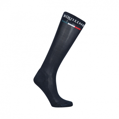 Equiline Silver Socks