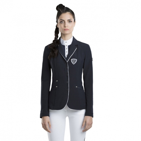 Navy Equiline Competition Jacket