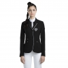 Black Equiline Competition Jacket
