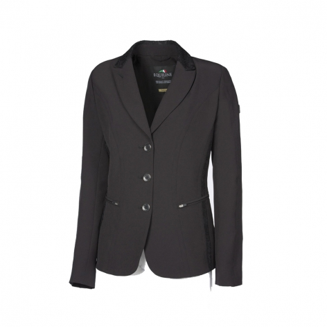 Erika Competition Jacket - Black Image 2