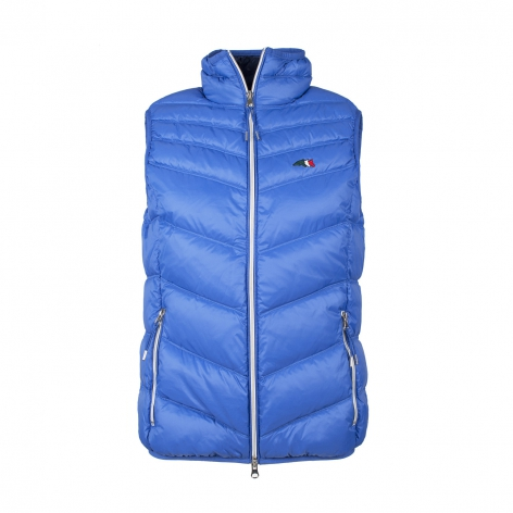 Equiline Royal Blue Gilet