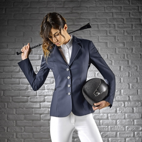 Equiline Crystal Show Jacket