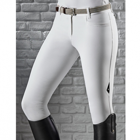 Equiline White Ash Breeches