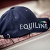 Equiline Navy Equestrian Cap