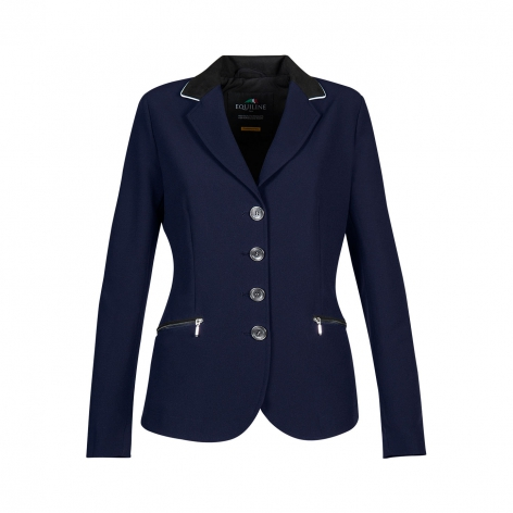 Equiline Navy Competition Jacket
