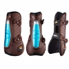 Equick Eshock Tendon Boots Brown