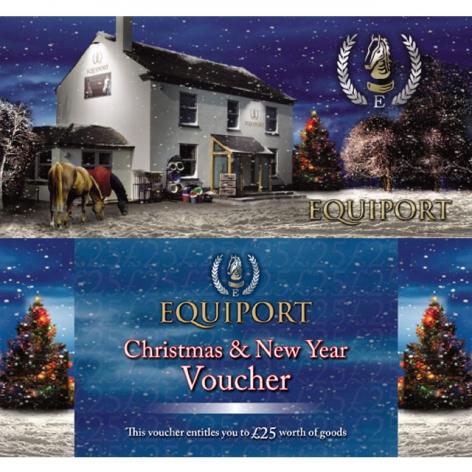 Equiport Christmas Gift Voucher