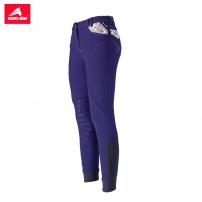 - Navy Knee Patch Liberty Breeches