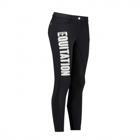 Black Riding Breeches