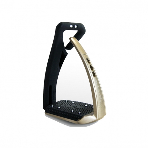 Soft'Up Pro Stirrups - Premium Edition Bronze Image 1