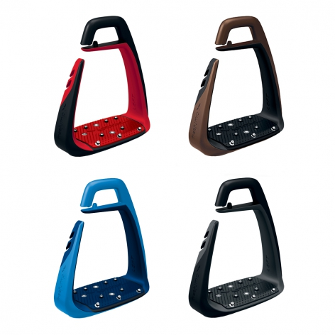 New Soft'Up Classic Colour Stirrups Image 2