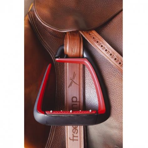 Classic Wide Stirrup Leathers Image 3