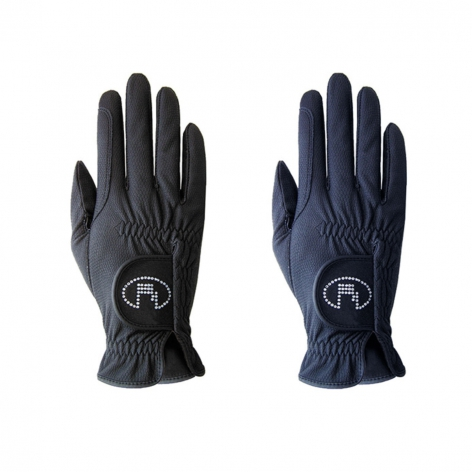Roeckl Crystal Riding Gloves
