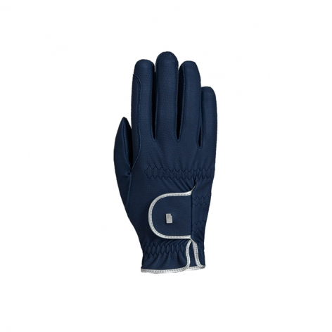 Lona Two-Tone Riding Gloves Image 3