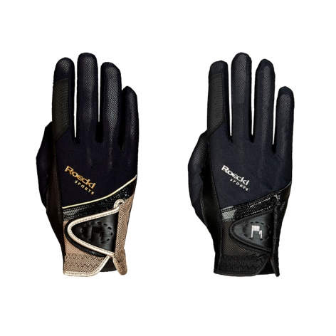 Sports Madrid Riding Gloves Image 2