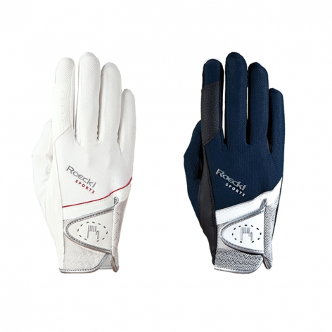 Sports Madrid Riding Gloves Image 3