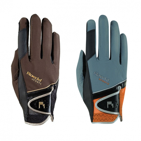 Sports Madrid Riding Gloves Image 4