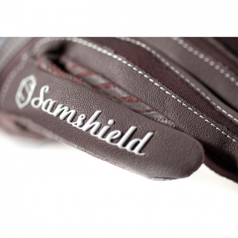 Samshield Brown Riding Gloves