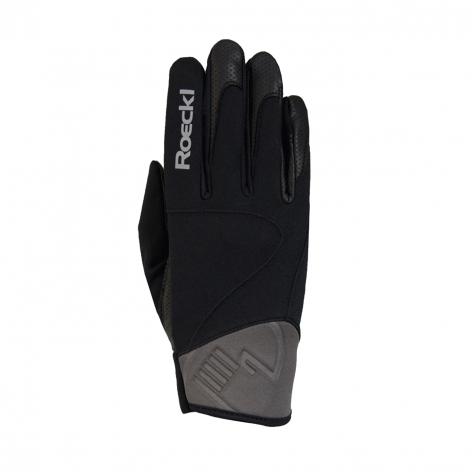 Roeckl Black Winter Gloves