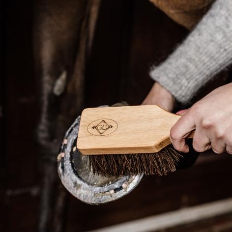 Grooming Deluxe Hoof Brush